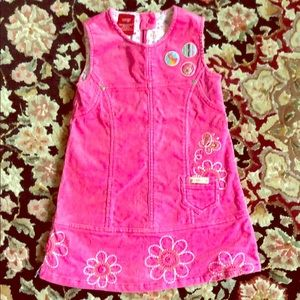 Esprit kids 3T dress for fall and winter seasons